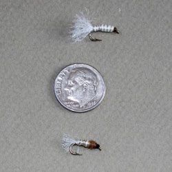 Alaska Flyfishing Online's Fly Tying Patterns for Alaska